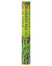 Kadzidełko zapachowe sześciokątne Green Tea - Zielona herbata x20szt.