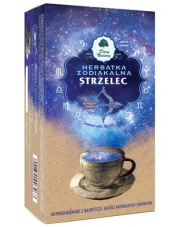 Herbatka zodiakalna Strzelec