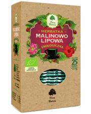 Herbatka Malinowo Lipowa ekologiczna