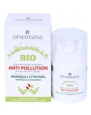 Bio krem aktywnie ochronny Anti Pollution Moringa i Cytryniec
