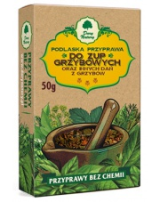 Podlaska przyprawa do zup grzybowych oraz innych dań z grzybów