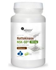 Sfermentowany ekstrakt z soi Nattokinase NSK-SD 100 mg
