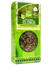 Herbatka ekologiczna Polecana przy migrenie GLOBUS