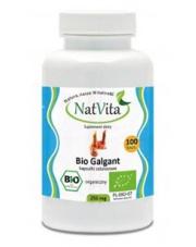 Bio Galgant 280 mg organiczny