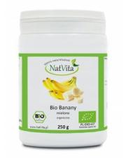 Bio Banany mielone organiczne
