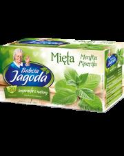 Babcia Jagoda Herbatka ziołowa Mięta