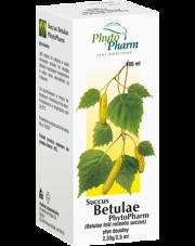 Sok z liści brzozy (Succus Betulae)