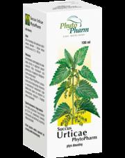 Sok z ziela pokrzywy (Succus Urticae)