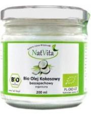 Bio Olej kokosowy bezzapachowy organiczny