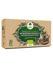 Ekologiczna herbatka z ziela wierzbownicy drobnokwiatowej