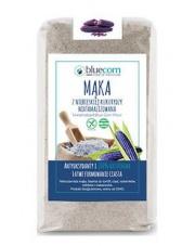 Mąka z niebieskiej kukurydzy nixtamalizowana