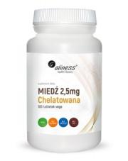 Miedź chelatowana 2,5 mg