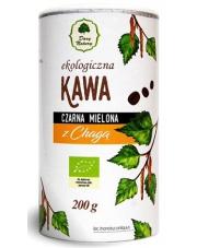 Ekologiczna kawa czarna mielona z chagą