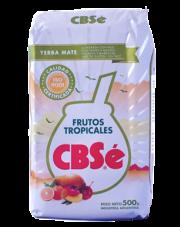 Yerba mate CBSé Frutos Tropicales
