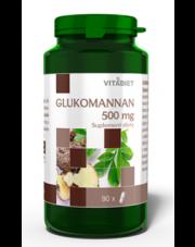 Glukomannan 500 mg