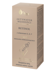 Aktywator młodości - Retinol z wiatminami C, E, F