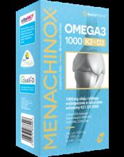 Menachinox Omega 3 1000, K2 + D3