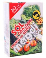 Sól Magdisol - o obniżonej zawartości sodu, jodowana