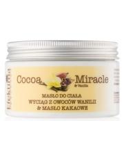 Cocoa Miracle - Kakaowe Masło do ciała