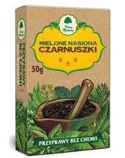 Mielone nasiona czarnuszki