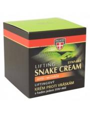 Krem liftugujący z jadem węża