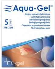 Sterylny opatrunek hydrożelowy Aqua-Gel 10 x 12 cm