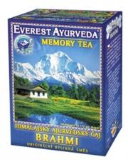 Brahmi  - Pamięć i czynność mózgu