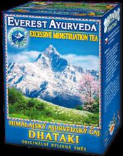 Dhataki - Obfite krwawienia menstruacyjne