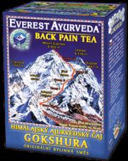 Gokshura - Bóle pleców i kręgosłupa