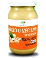 Masło orzechowe arachidowe 100%