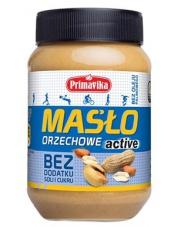 Masło orzechowe active