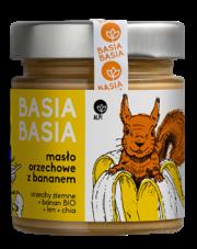Basia Basia Masło orzechowe z bananem