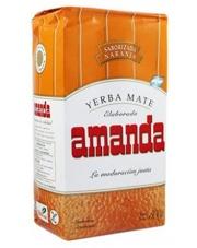 Yerba mate Amanda naranja (pomarańczowa)