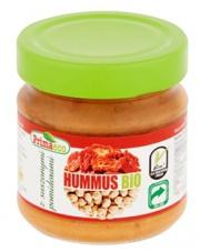 Hummus Bio z suszonymi pomidorami