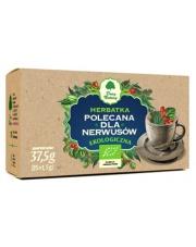 Herbatka ekologiczna Polecana dla nerwusów fix