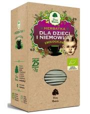 Herbatka ekologiczna Dla dzieci i niemowląt fix