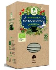 Herbatka Na dobranoc ekologiczna