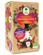 Herbatka Krasnoludek ekologiczna