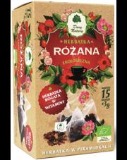 Herbatka Różana ekologiczna