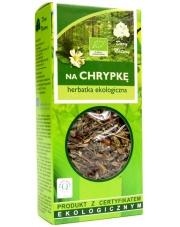 Herbatka ekologiczna Na chrypkę