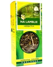 Herbatka Na lamblie