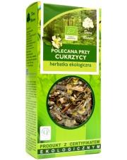 Herbatka ekologiczna Polecana przy cukrzycy