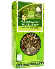 Herbatka ekologiczna Polecana przy miażdżycy