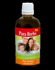 Para Herbs Plus - Życie bez pasożytów i grzybów