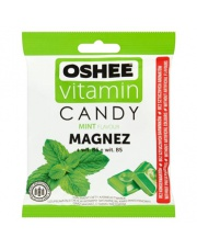 OSHEE Vitamin Cukierki miętowe