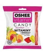 OSHEE Vitamin Cukierki wieloowocowe