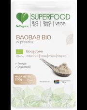 Baobab Bio w proszku