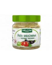 Pasta bakłażanowa z suszonymi pomidorami