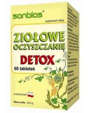 Ziołowe oczyszczanie Detox