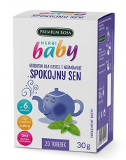 HerbiBaby Herbatka dla dzieci i niemowląt SPOKOJNY SEN